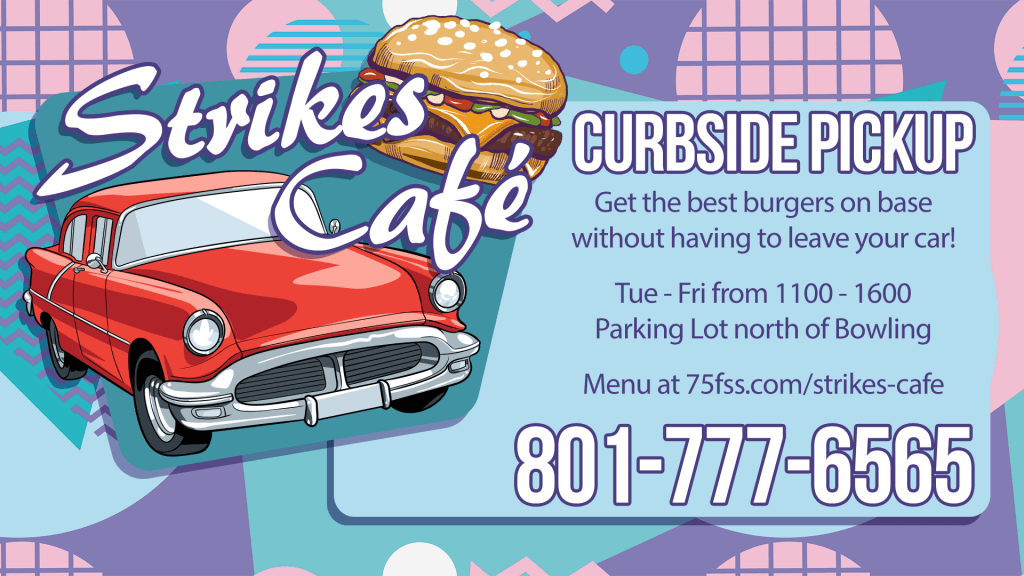 Strikes Cafe Curbside