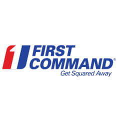 First Command Logo Ad
